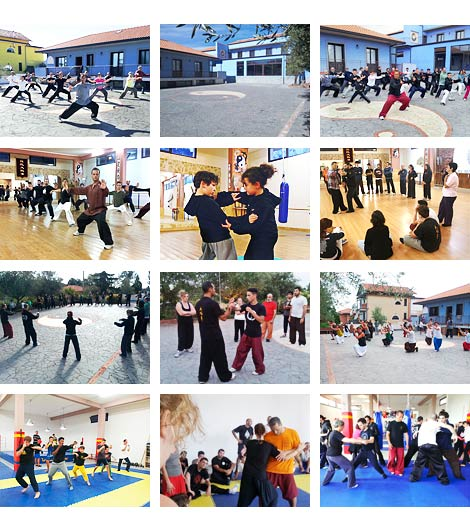 ITKA International Taiji Quan Kung Fu Association